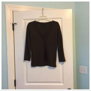H&M brown sweater